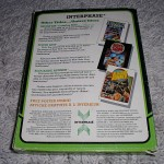 Aquattack by Interphase for ColecoVision™ - Box (Back)