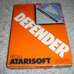 Defender for ColecoVision™ - Box (Front)