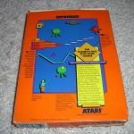 Defender for ColecoVision™ - Box (Back)