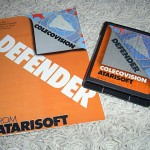 Defender for ColecoVision™ - Cartridge & Instructions