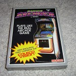Cosmic Avenger™ for ColecoVision™ - Box (Front)