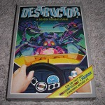 Destructor by Coleco for ColecoVision™ - Box (Front)