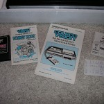 Donkey Kong™ for Colecovision™ - Cartridge and Instruction Booklet