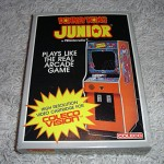 Donkey Kong Junior™ for ColecoVision™ - Box (Front)