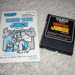 Donkey Kong Junior™ for ColecoVision™ - Cartridge and Instruction Booklet