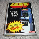 Gorf™ for ColecoVision™ - Box (Front)