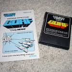 Gorf™ for ColecoVision™ - Cartridge & Instructions