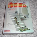 Illusions™ for ColecoVision™ - Box (Front)
