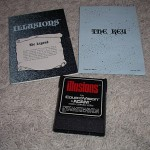 Illusions™ for ColecoVision™ - Cartridge & Instructions
