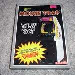 Mouse Trap™ for ColecoVision™ - Box (Front)