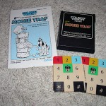Mouse Trap™ for ColecoVision™ - Cartridge, Overlays & Instructions