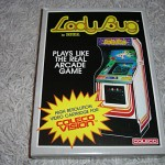 LadyBug™ for ColecoVision™ - Box (Front)