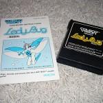 LadyBug™ for ColecoVision™ - Cartridge & Instructions
