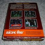 Miner 2049er for ColecoVision™ - Box (Back)
