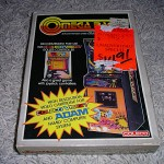 Omega Race™ for ColecoVision™ - Box (Front)