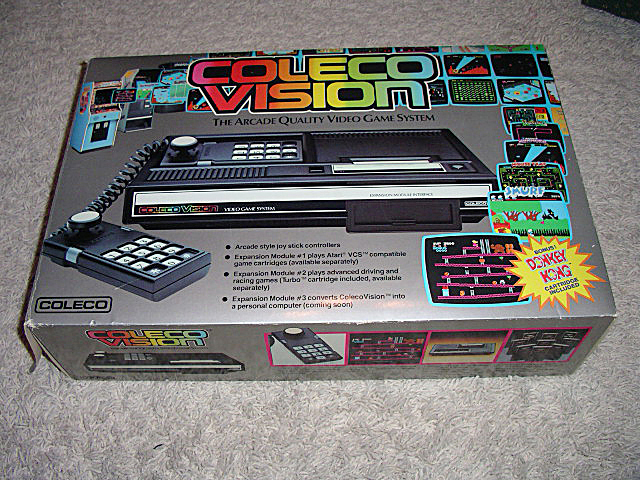 Coleco – Systems